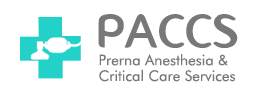 PACCS (Prerna Anesthesia & Critical Care Services)